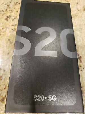 Samsung S20+ Plus 5G 128GB Black SM-G986B Sim Free Unlocked