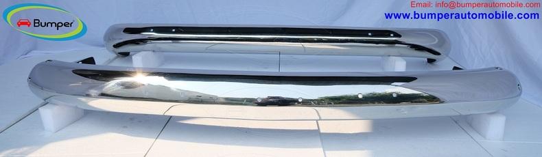 Volkswagen T2 Bay Window Bus bumpers (1968-1972)