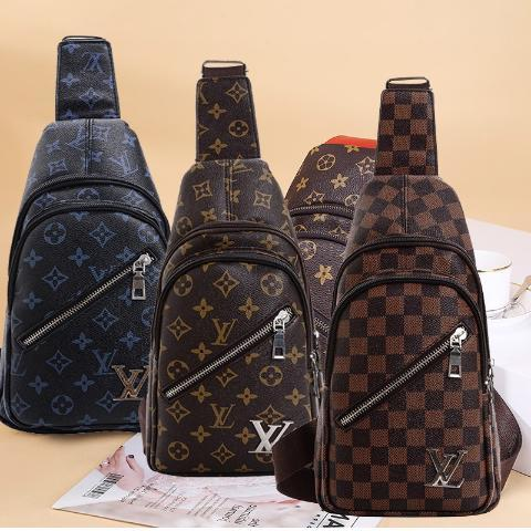 LV chest bags