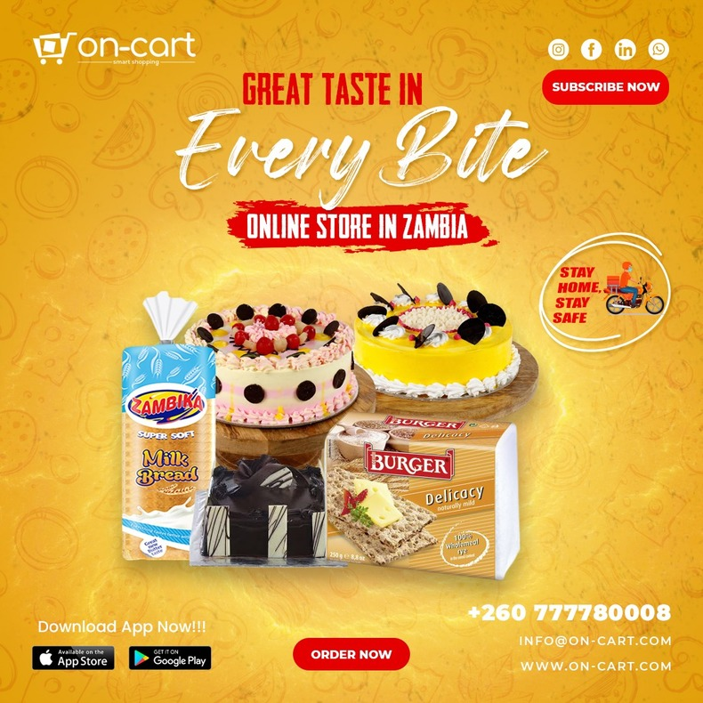 Buy Bakery Products Online