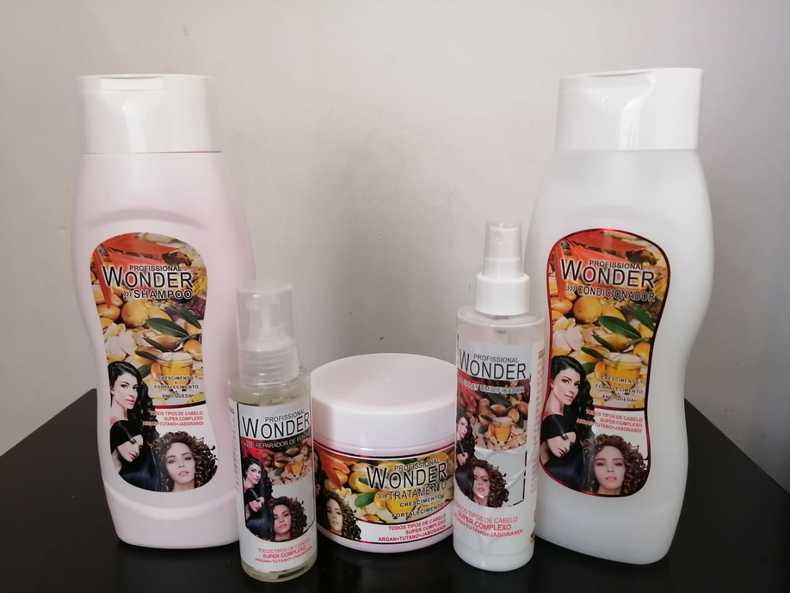 WONDER Hair Beauty set
