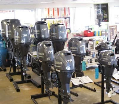 New/UsedYamaha,Honda,Evinrude,Suzuki 20HP-350HP 4-Stroke outboard Motor Engine