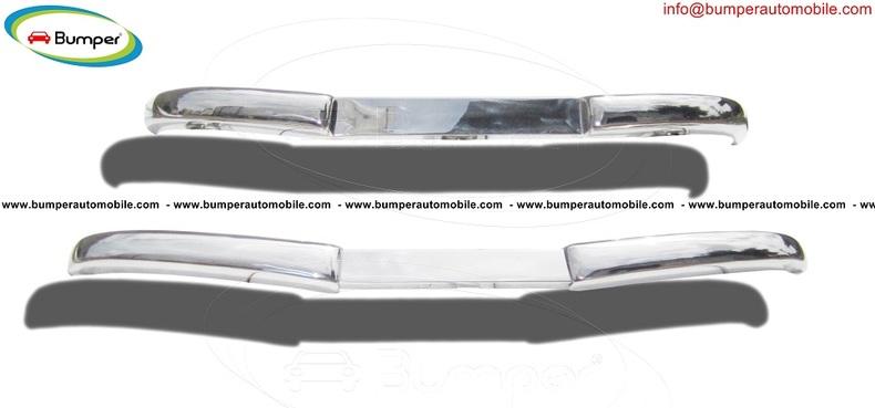 Mercedes W136 170Vb bumpers (1952–1953)