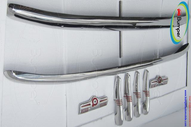 Front and Rear bumper Volvo Pv 60