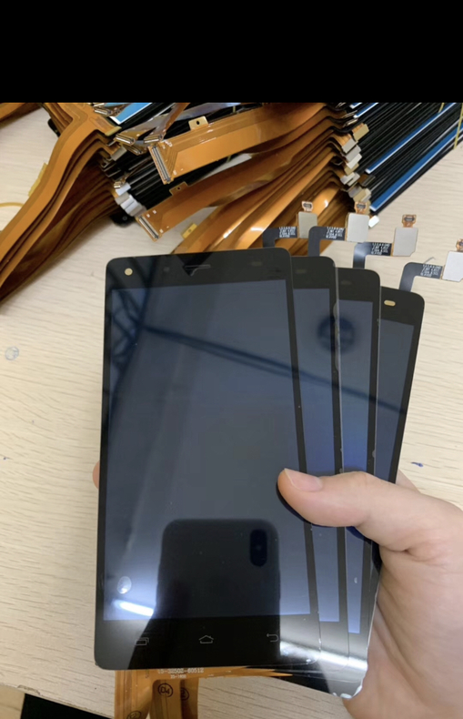 LCDs phones