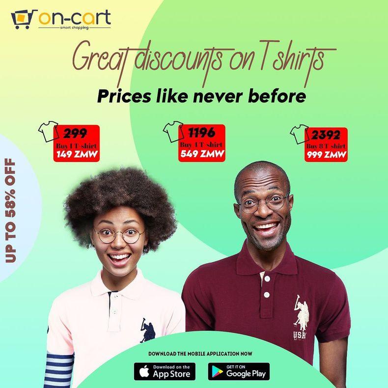 Buy Men's Wear Zambia