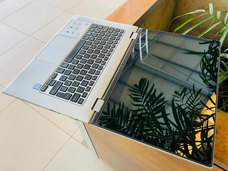 Dell Touch Screen Convertible Core i3 Laptop