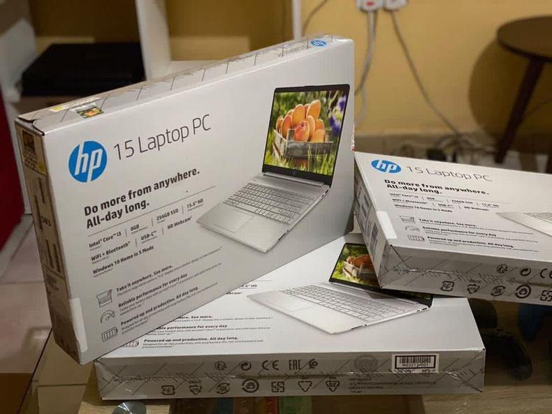 Hp laptop 15 (2020)