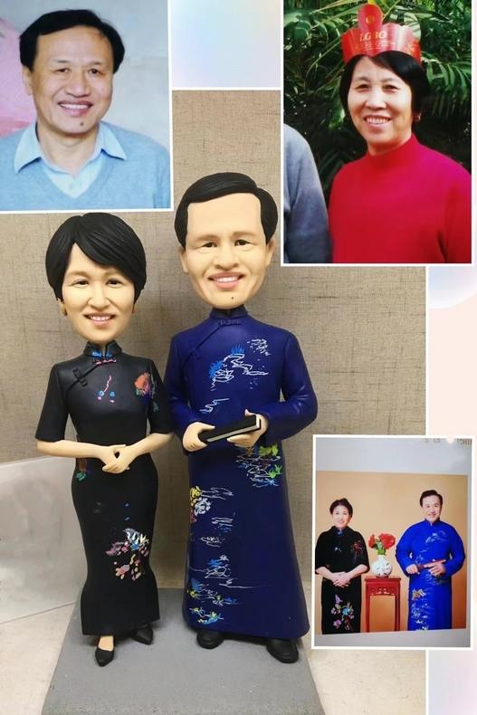 custom handmade figurine
