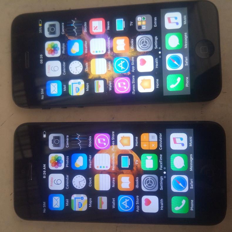 2 lot iphone 5 - 32gb