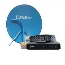 DSTV installer and TV wall mount