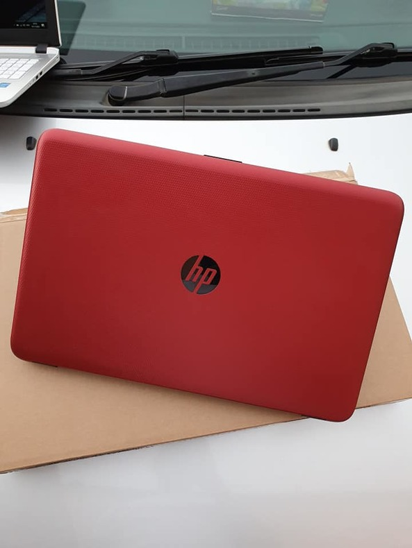 SUPER NEAT UNIQUE HP NOTEBOOK 15 WITH ORIGINAL PACKAGING