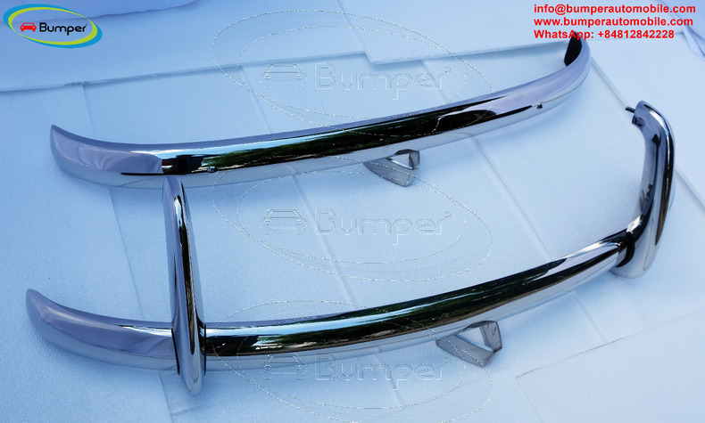 Front and Rear bumper Fiat 600 Multipla