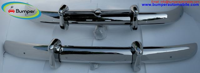 Front and Back bumper PV444 (1947-1958)