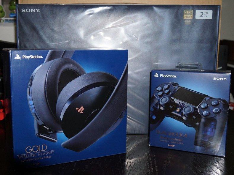 Sony PlayStation 4 2TB $150