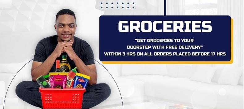 Buy Groceries Online in Lusaka