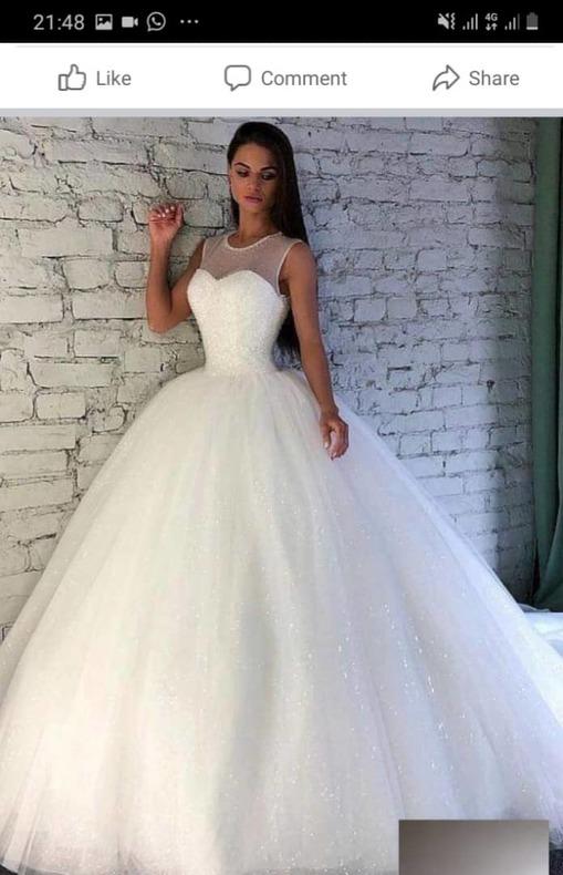 Wedding dresses and bridesmaids dresses