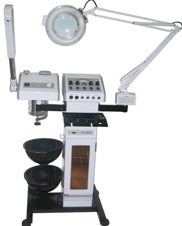 Facial machine