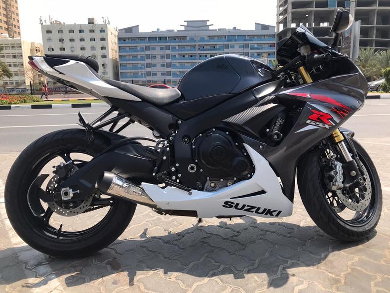 2017 Suzuki gsxr for sale