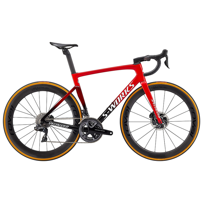 Specialized S-Works Tarmac SL7 Dura-Ace Di2 Road Bike 2021 (CENTRACYCLES)