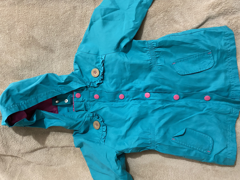 Children's clothes from South Africa