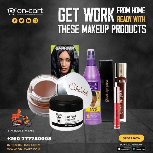 Online Cosmetic Shop in Zambia