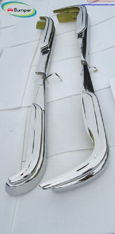 Mercedes W111 Sedan bumpers