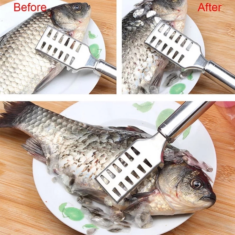 Fish peelers