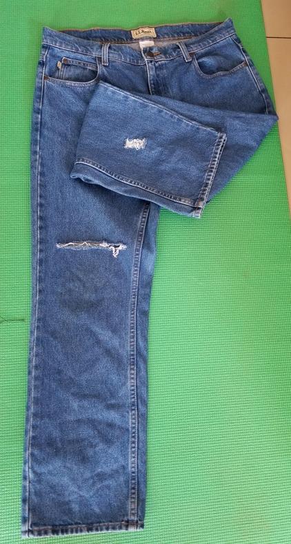 Boyfriend jeans retro
