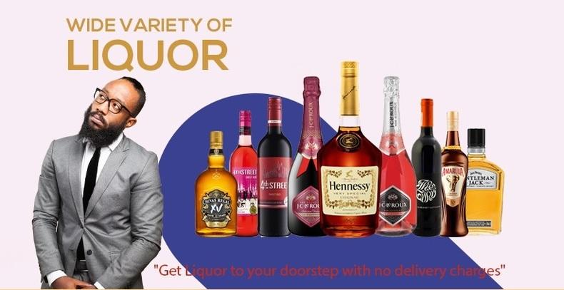 Buy Liquor Online in Lusaka