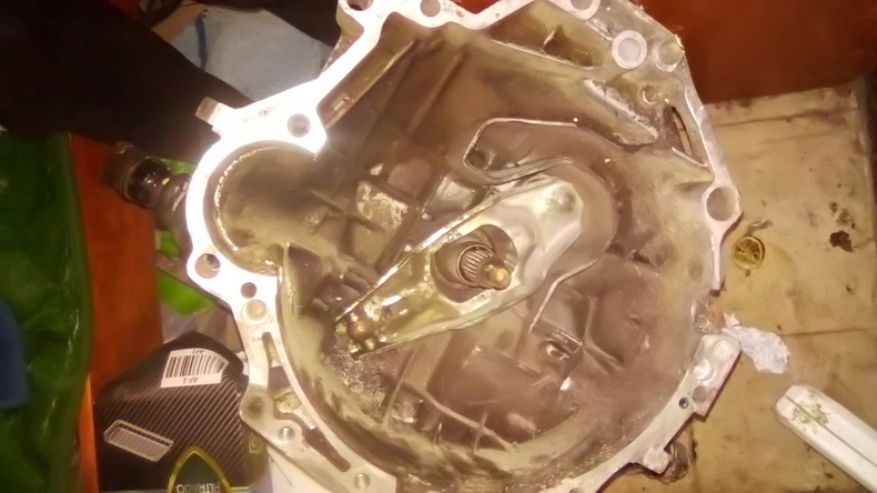 Audi A4 b5 gearbox manual