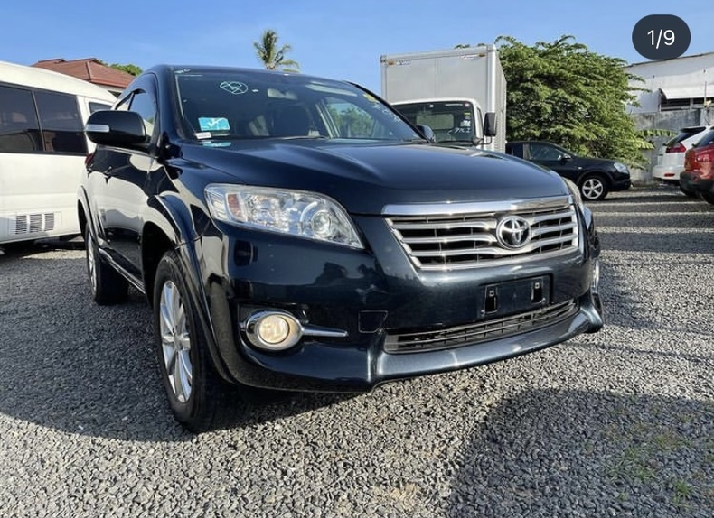 2011 Toyota Vanguard for sale