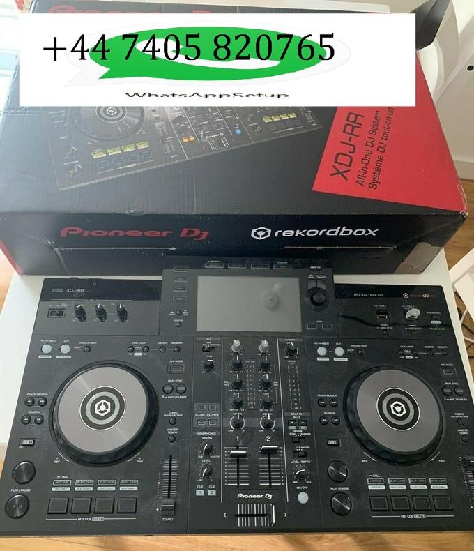 Pioneer DDJ-SB3 2 channel DJ Controller with Serato Lite
