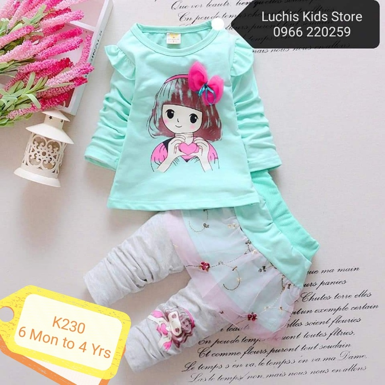 Kids Suits - Top & Down