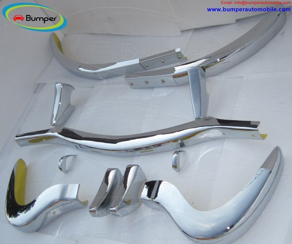 Front bumpers Mercedes 300SL Roadster