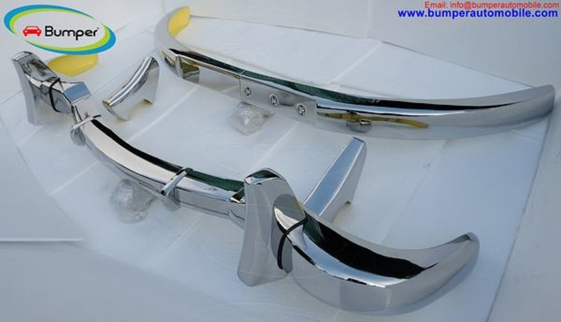 Mercedes 300 SL gullwing coupeStoßfänger