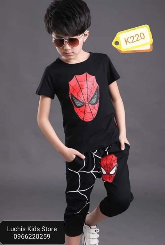 Kids Spiderman suit