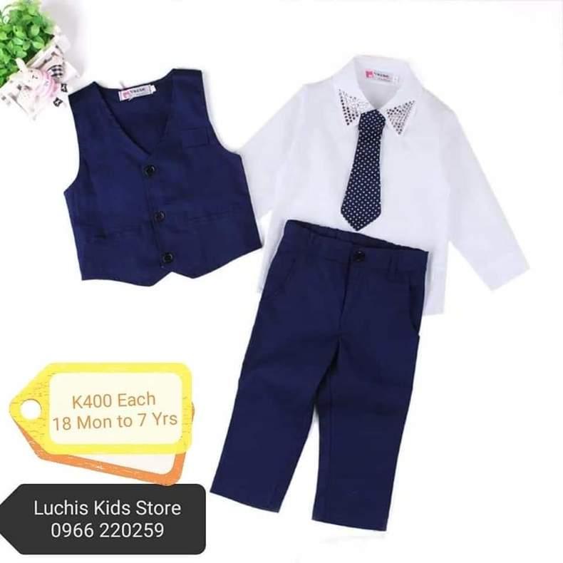 Boys smart suit