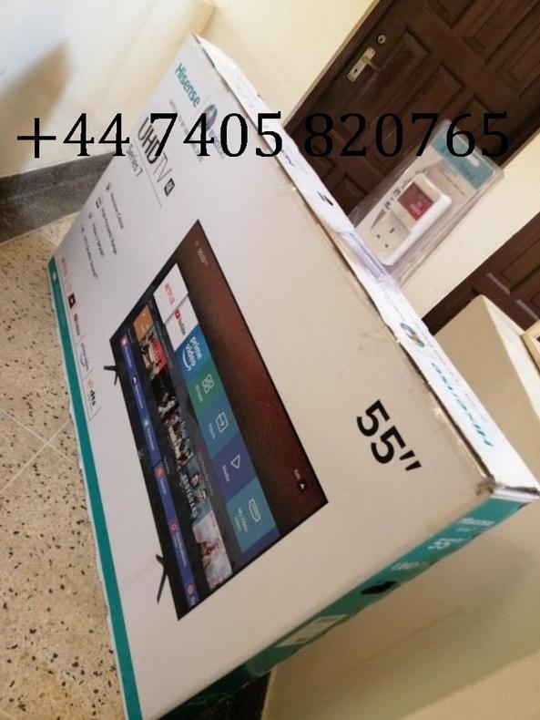 Brand new original Hisense UHD Smart Tv 55 inches