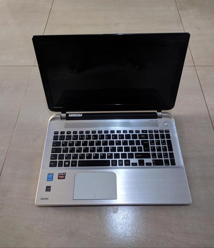Gaming Laptop Toshiba Satellite S50