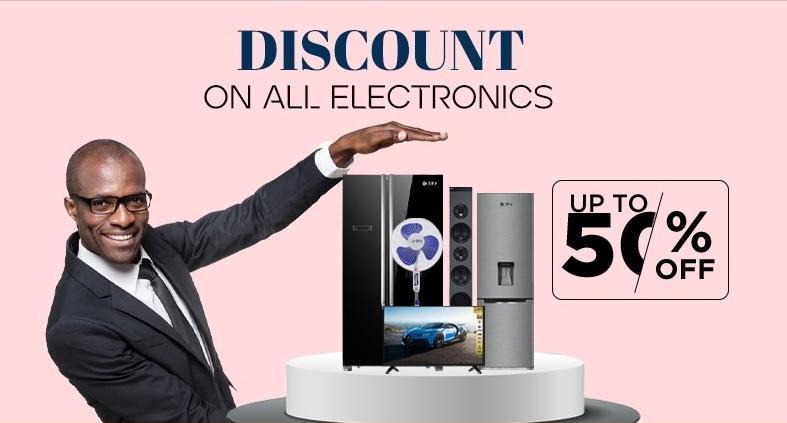 Buy Electronic Items Online in Zambia