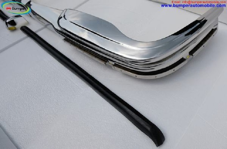 Mercedes Benz W108/W109 front and rear bumpers